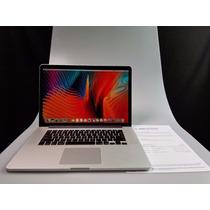 Macbook Pro Core I7  15.4  1tb 512gb Touch Bar - Gris