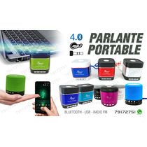 Vendo Parlante Bluetooth Portable