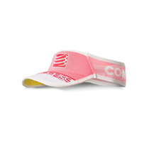 Visera Ultralight V2 Compressport Rosa