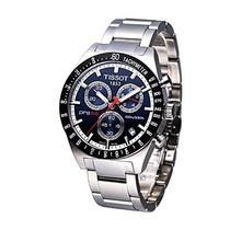Reloj Tissot T0444172104100 Prs516 De Acero Inoxidable