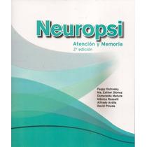 Neuropsi Batería Neuropsicológica Breve