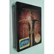 Blu-ray - The Hobbit Trilogy - Steelbook - 6 Discos