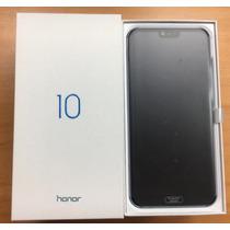 Huawei Honor 10 Glaciar Gris 128gb Nuevo Original