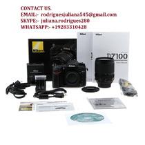 Nikon D7100 Camera + 18-140mm Lente