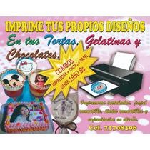 Imp. Comestibles (para: Foto Tortas, Foto Gelatina, Chocolat