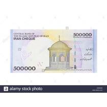 Billetes De Iran (rials)