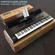 Korg Pa4x 76 Con Barra De Altavoz