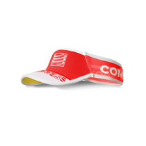 Visera Ultralight V2 Compressport Roja