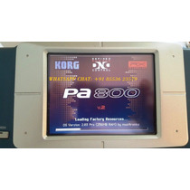 Teclado Profesional Korg Pa Keyboard