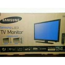 Samsung Led Monitor 24 Pulgadas