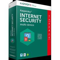 Antivirus Kaspersky Internet Security Original . Para 1pc