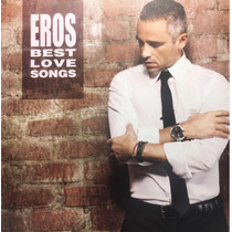 Eros Ramazzotti Best Love Songs Cd + Dvd Nuevo Sellado