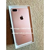Nuevo Iphone 7 Plus 256gb Original Sellado Con Garantía