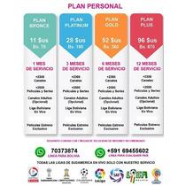Cable Por Internet / Liga Boliviana