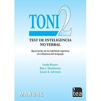 Toni 2 Test De Inteligencia No Verbal