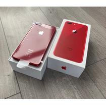 Apple iPhone 8 Plus 128gb Rojo Nuevo Original