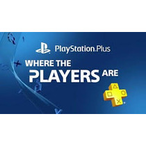 Playstation Plus De 12 Meses