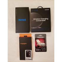 Samsung Galaxy Note 8 64gb Negro Nuevo Original