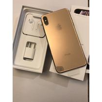 Apple Iphone Xs Max 512gb Oro Nuevo Original