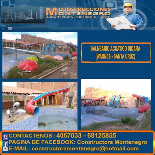 Constructora Montenegro, Innovación En Su Construccion